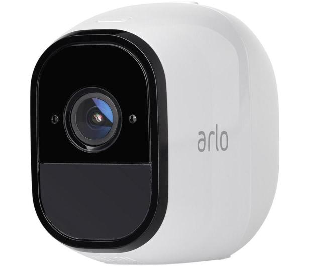Netgear Arlo PRO 2 WiFi FullHD IR (3szt. + stacja alarm.)  - 393538 - zdjęcie 2