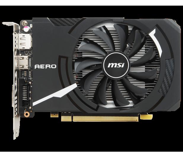 MSI GeForce GTX 1050 AERO ITX OC V1 2GB GDDR5 - 390999 - zdjęcie 4