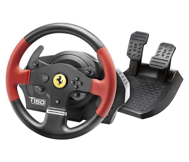 Thrustmaster T150FFB Ferrari Edition - 265138 - zdjęcie