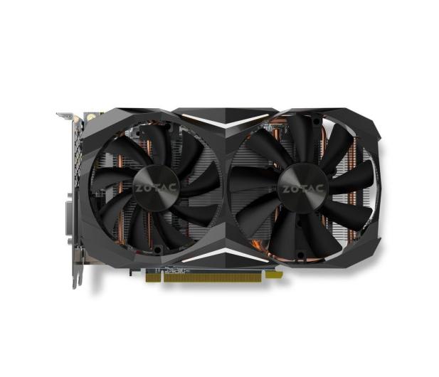 Zotac GeForce GTX 1070 Ti MINI 8GB GDDR5 - 391338 - zdjęcie 4