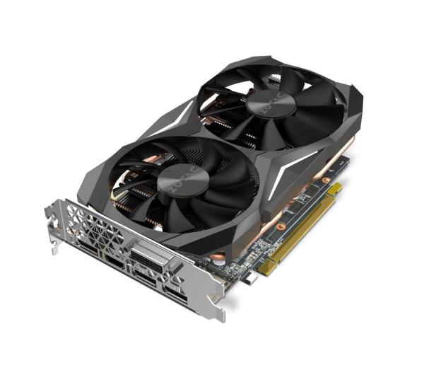 Zotac GeForce GTX 1070 Ti MINI 8GB GDDR5 - 391338 - zdjęcie 2