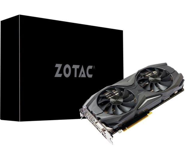 Zotac GeForce GTX 1070 8GB GDDR5  - 387531 - zdjęcie 1