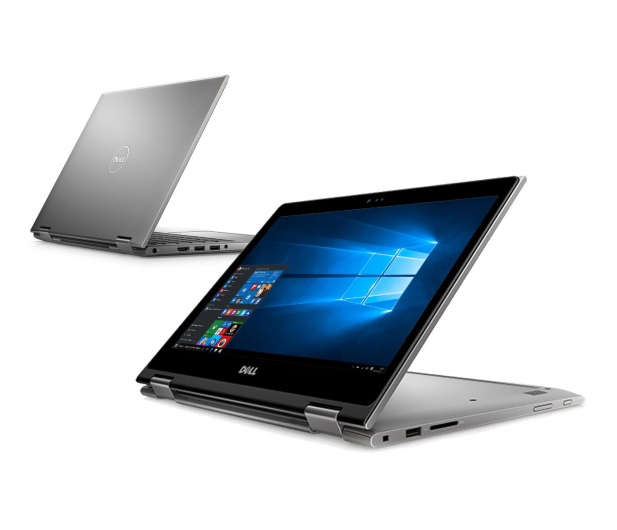 Dell Inspiron 5378 i3-7100U/8G/256/Win10 FHD 360' - 377907 - zdjęcie