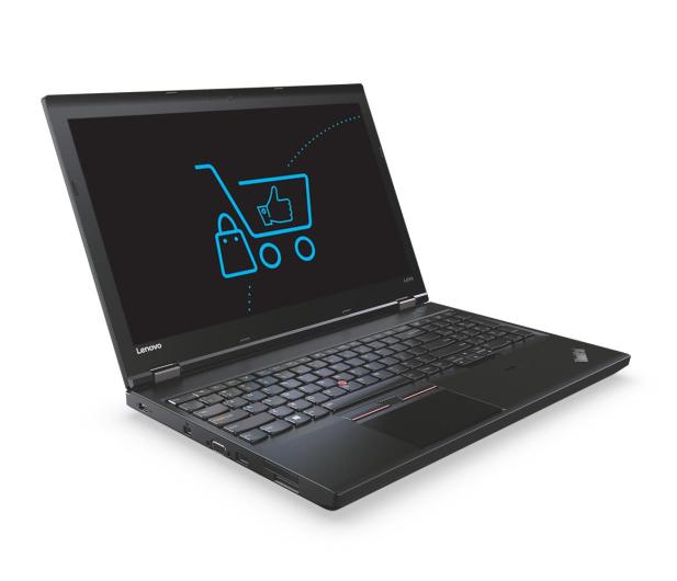 Lenovo ThinkPad L570 i5-7200U/16GB/256SSD FHD  - 353433 - zdjęcie 3
