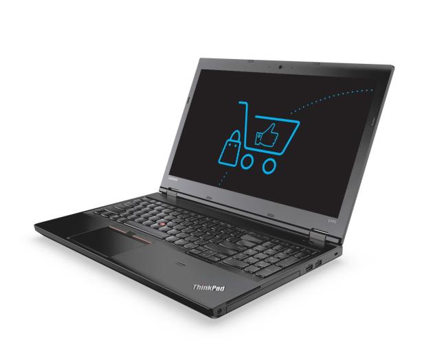 Lenovo ThinkPad L570 i5-7200U/16GB/256SSD FHD  - 353433 - zdjęcie 2