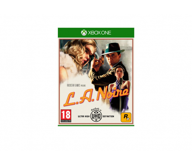 Xbox L.A. Noire - 391972 - zdjęcie