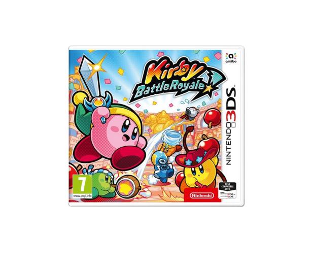 Nintendo Kirby Battle Royale - 391316 - zdjęcie