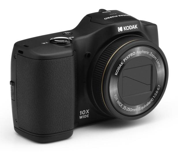 Kodak FZ101 czarny  - 391037 - zdjęcie 2