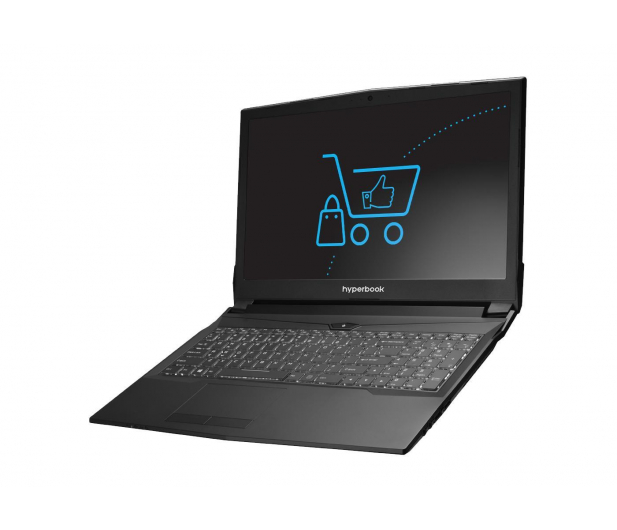 Hyperbook N85 i5-7300HQ/8GB/1TB GTX1050Ti  - 391110 - zdjęcie 5