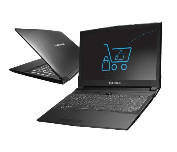 Hyperbook N85 i7-7700HQ/8GB/1TB GTX1050Ti - 383660 - zdjęcie 7
