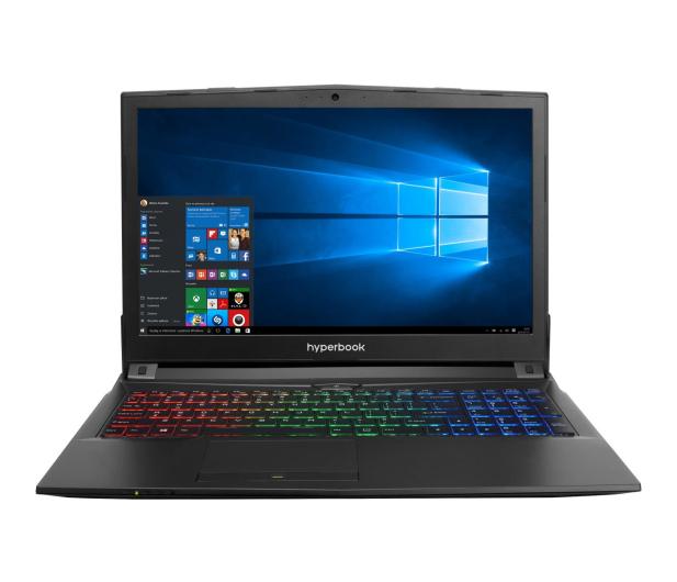 Hyperbook  N85 i7-7700HQ/8GB/1TB/Win10X GTX1050Ti  - 387701 - zdjęcie 2