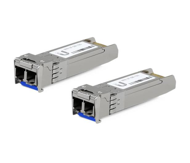 Ubiquiti UF-SM-10G Single-Mode 10Gbit SFP+ 2xLC (2 szt.) - 391669 - zdjęcie