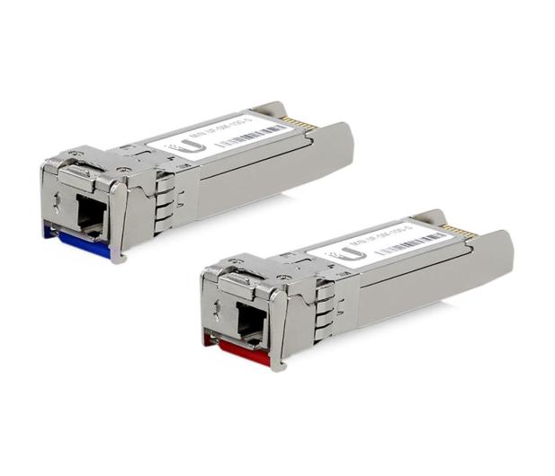 Ubiquiti UF-SM-10G-S Single-Mode 10Gbit SFP+ 1xLC (2 szt.) - 391670 - zdjęcie