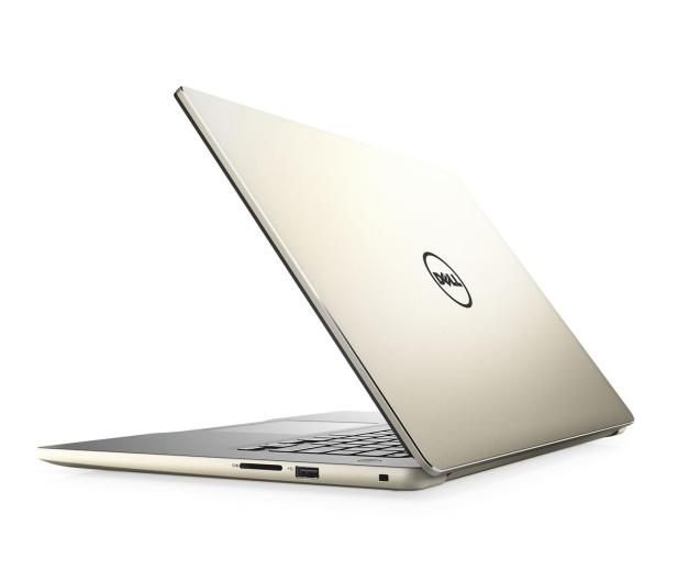 Dell Inspiron 7560 i7-7500/16G/128+1000/10Pro FHD złoty - 345620 - zdjęcie 3