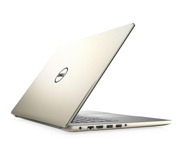 Dell Inspiron 7560 i7-7500/16G/128+1000/10Pro FHD złoty - 345620 - zdjęcie 4