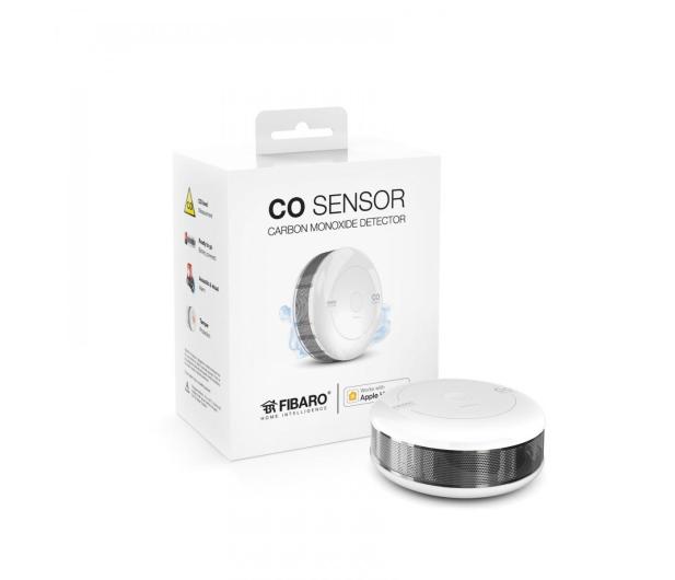 Fibaro CO Sensor Czujnik tlenku węgla / czadu (HomeKit) - 392194 - zdjęcie