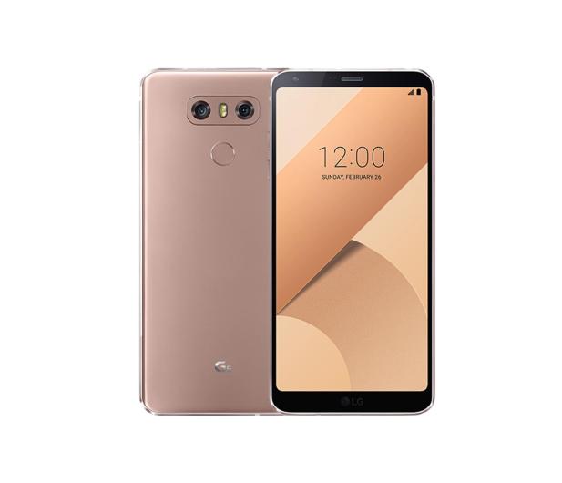 LG G6 złoty - 391749 - zdjęcie