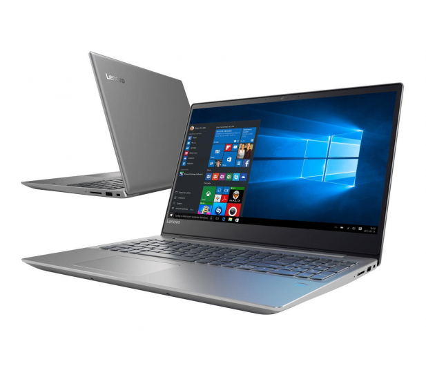 Lenovo Ideapad 720-15 i5-8250U/12GB/256/Win10X RX560 Szar - 428676 - zdjęcie