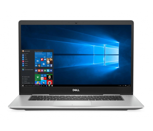 Dell Inspiron 7570 i7-8550U/16GB/256+1000/Win10  - 379461 - zdjęcie 3