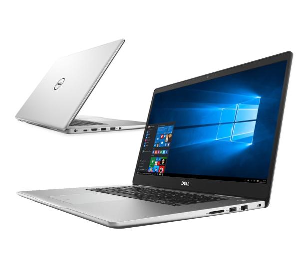 Dell Inspiron 7570 i7-8550U/16GB/256+1000/Win10  - 379461 - zdjęcie