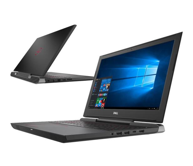 Dell Inspiron 7577 i7-7700/8G/128+1000/Win10 GTX1050Ti - 382430 - zdjęcie