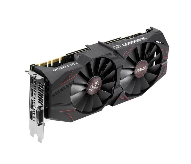 ASUS GeForce GTX 1070 Ti CERBERUS 8GB GDDR5 - 397872 - zdjęcie 3
