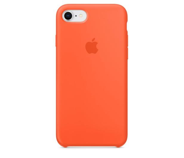 reputable site d5ec0 ec366 Apple Silicone Case do iPhone 7/8 Spicy Orange - Etui i obudowy na  smartfony - Sklep komputerowy - x-kom.pl