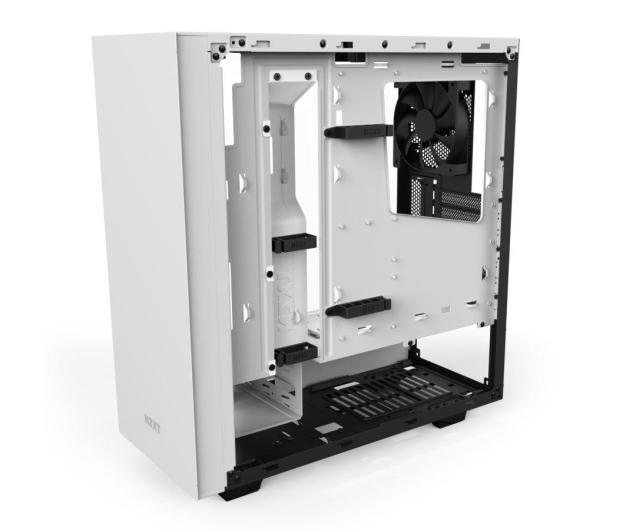 NZXT ELITE S340 biała z oknem USB 3.0 - 397789 - zdjęcie 8