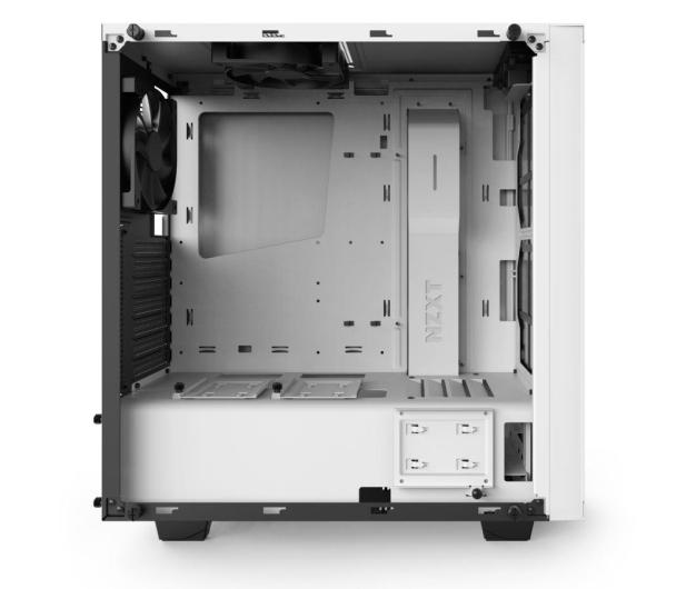 NZXT ELITE S340 biała z oknem USB 3.0 - 397789 - zdjęcie 6