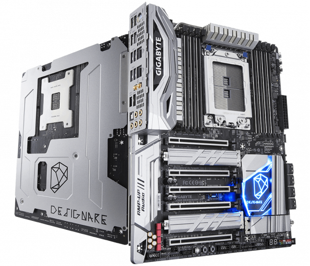 Gigabyte X399 DESIGNARE EX - 397829 - zdjęcie 2