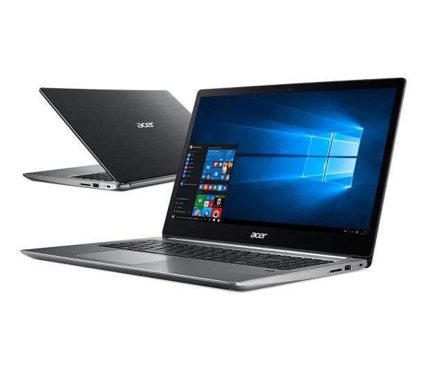 Acer Swift 3 i5-8250U/8GB/256/Win10 MX150 FHD - 388465 - zdjęcie