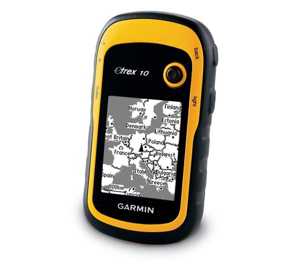 Garmin eTrex 10 2,2'' (ręczna) - 104386 - zdjęcie 2