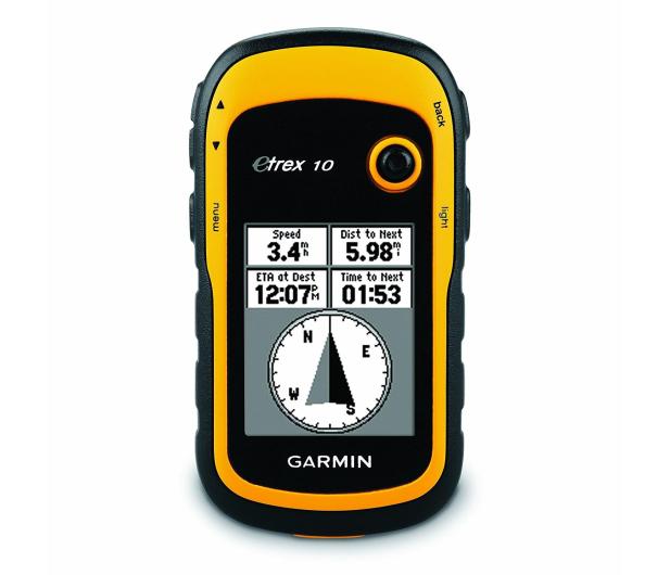 Garmin eTrex 10 2,2'' (ręczna) - 104386 - zdjęcie 4