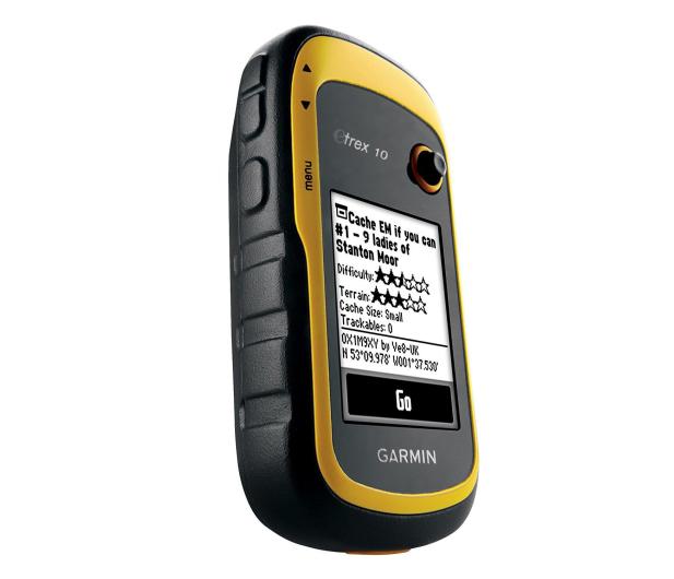 Garmin eTrex 10 2,2'' (ręczna) - 104386 - zdjęcie 3