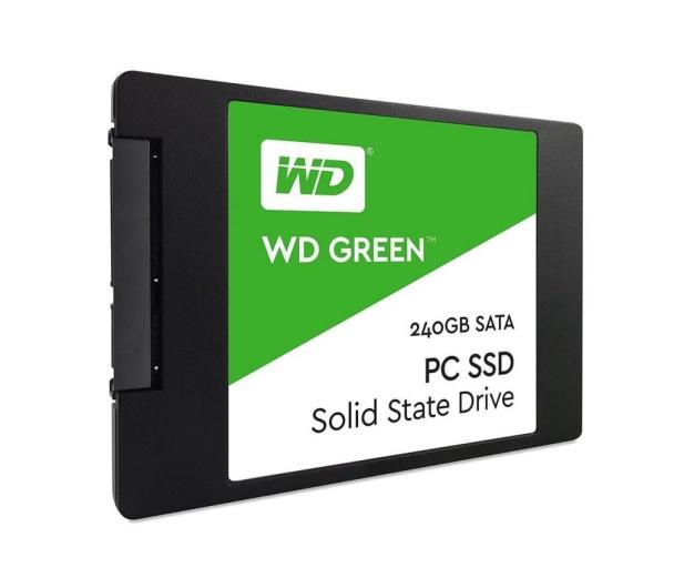 """WD 240GB 2,5"""" SATA SSD Green - 392107 - zdjęcie 2"""