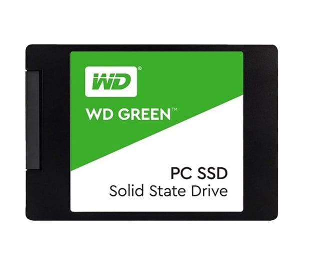 """WD 240GB 2,5"""" SATA SSD Green - 392107 - zdjęcie"""