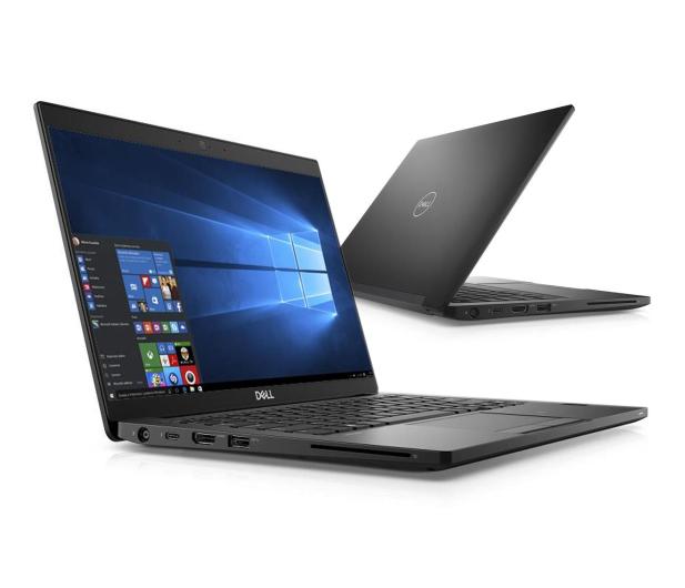 Dell Latitude 7380 i5-7200U/8GB/256/10Pro FPR FHD - 393036 - zdjęcie