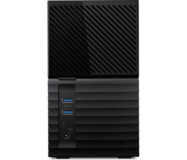 WD My Book Duo 6TB (2x3TB) RAID Dual-Drive - 398523 - zdjęcie 5