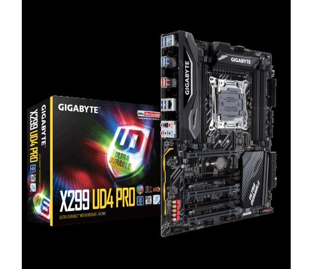 Gigabyte X299 UD4 Pro - 398825 - zdjęcie