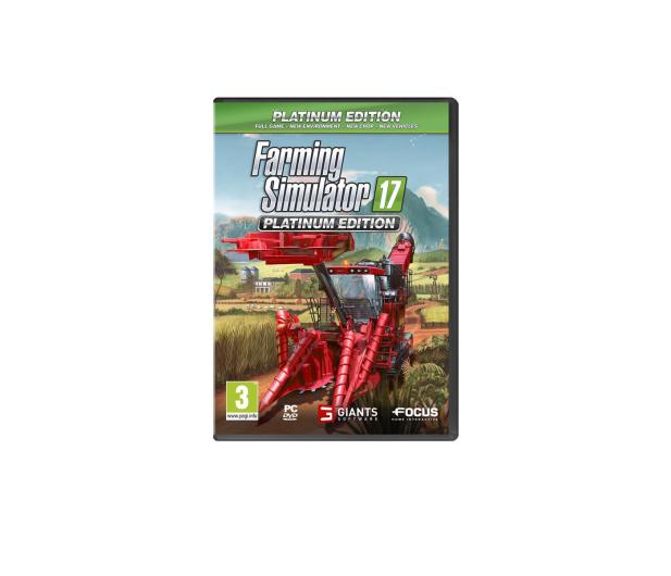 PC FARMING SIMULATOR 2017 Edycja Platynowa - 393600 - zdjęcie