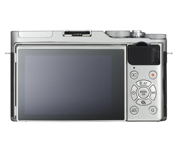 Fujifilm X-A3 srebrny + XC 16-50mm f3,5-5,6 OIS II  - 395568 - zdjęcie 4