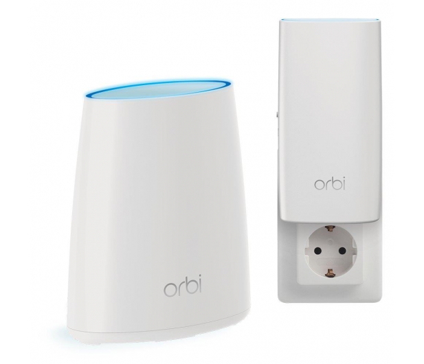 Netgear Orbi WiFi System Wall Plug (2200Mb/s a/b/g/n/ac) - 363942 - zdjęcie