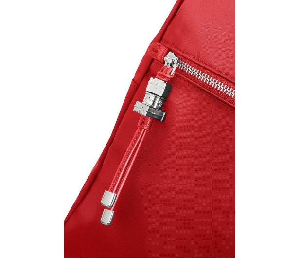 "Samsonite Karissa Biz 15.6"" Formula Red (2 komory) - 395436 - zdjęcie 3"