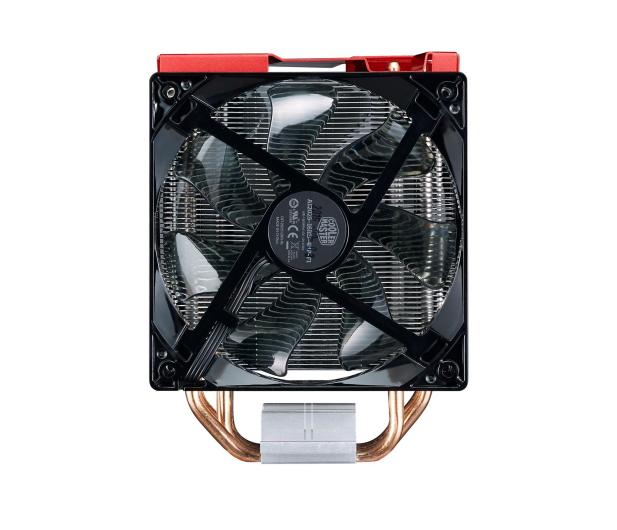 Cooler Master Hyper 212 Turbo czerwony 120mm - 390056 - zdjęcie 2