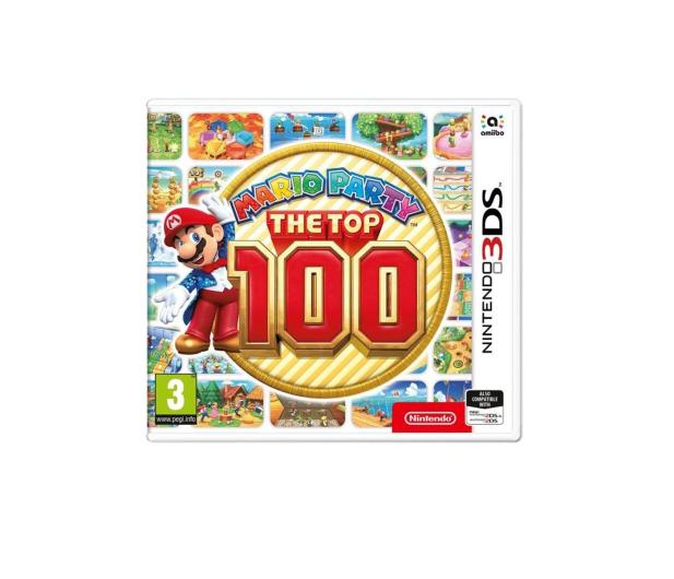 Nintendo  Mario Party: The Top 100 - 399287 - zdjęcie