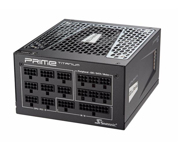 Seasonic Prime Ultra 850W 80 Plus Titanium - 399265 - zdjęcie 2