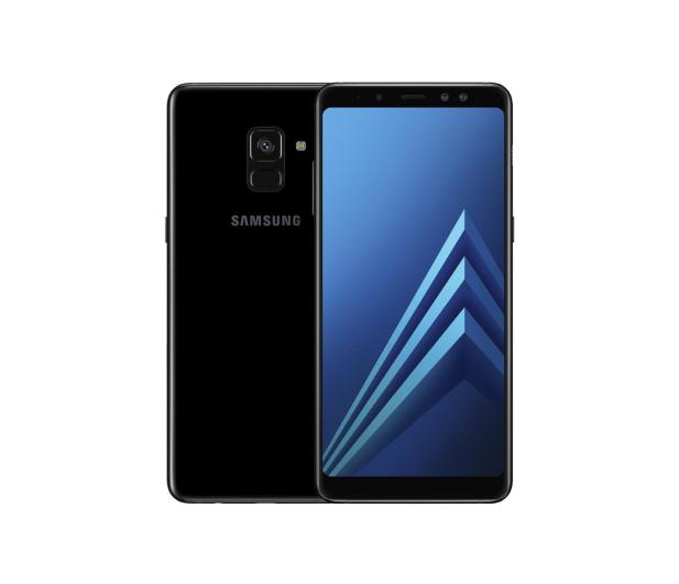 Samsung Galaxy A8 A530F 2018 LTE Black - 398758 - zdjęcie