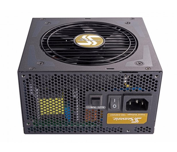Seasonic Focus Plus 650W Gold  - 399201 - zdjęcie 2