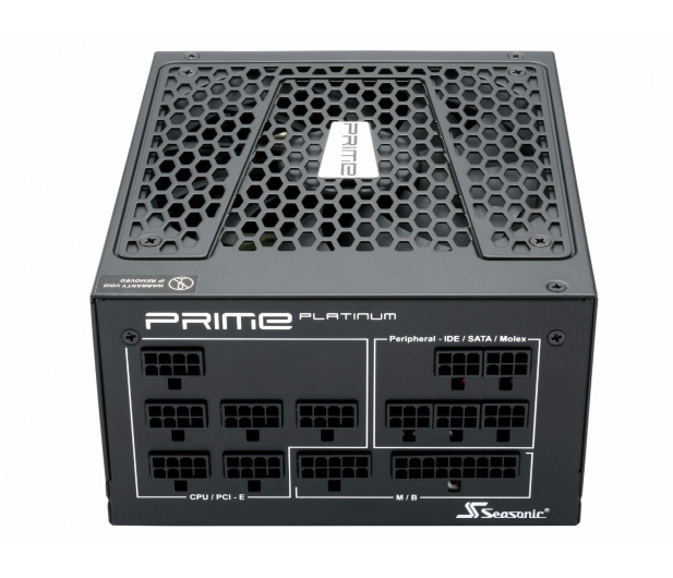 Seasonic Prime 850W 80 Plus Platinum - 399206 - zdjęcie 3
