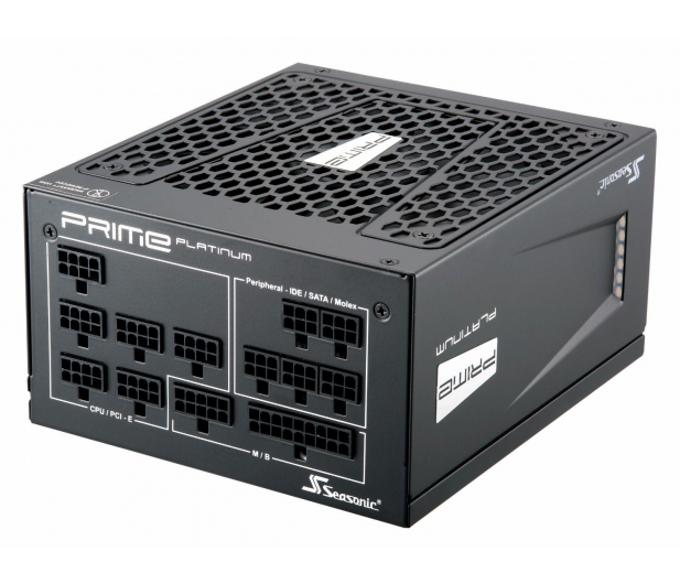 Seasonic Prime PX 1000W 80 Plus Platinum - 399261 - zdjęcie 2